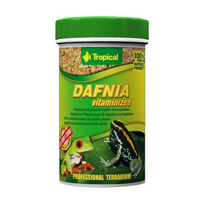 TROPICAL-DAFNIA VITAMINIZED 100ml/16g
