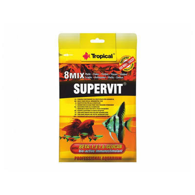 TROPICAL-Supervit-Basic flake 12g sáčok