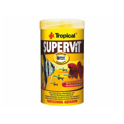TROPICAL-Supervit-Basic flake 250ml/50g