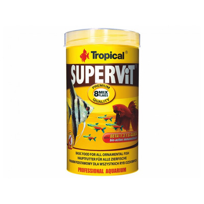 TROPICAL-Supervit-Basic flake 500ml/100g