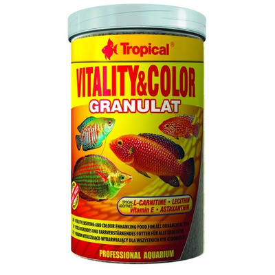 TROPICAL-Vitality-Color Gran.1000ml/550g
