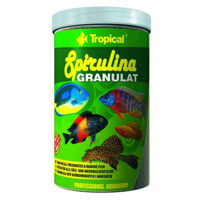 TROPICAL-Spirulina Granulat 1000ml/440g