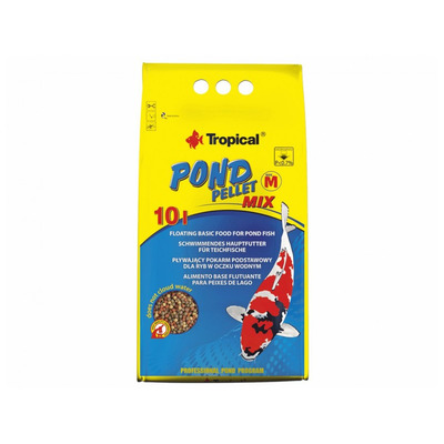 TROPICAL-Pond Pellet Mix M 10L/1100g