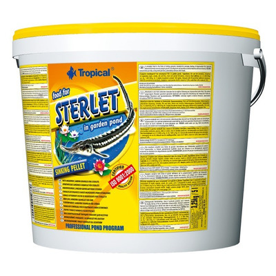 TROPICAL-Food for Sterlet 5L/3,25kg