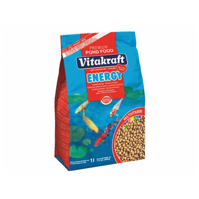 VITAKRAFT-Pond Food Energy pelety 1L