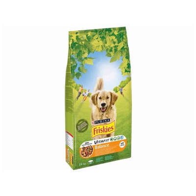 Purina Friskies Dog Balance 15 kg