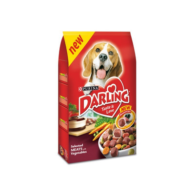 DARLING Dog gr.DuoT.meats 15kg