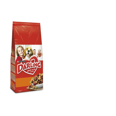 DARLING Dog gr.Chicken&Vegetable 15kg