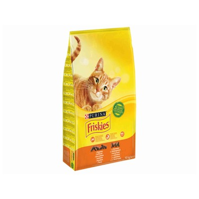 FRISKIES Cat kura 10 kg