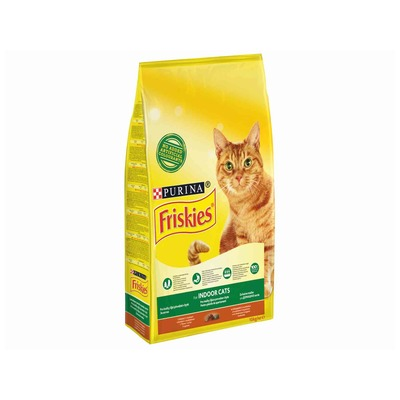 FRISKIES Cat gr.Indoor 10kg