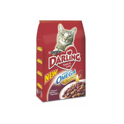 DARLING Cat gr. meats 10kg