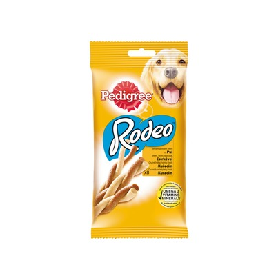 RODEO Pedigree s kuracím 8ks 140g